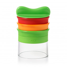 Spiralizer, coupe-légumes 3 lames