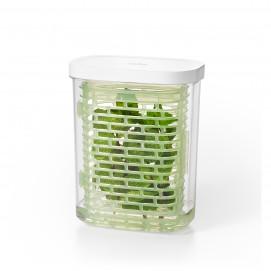 Conservateur à herbes fraîches coupées Greensaver 1,7 L