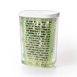 Conservateur à herbes fraîches coupées Greensaver 2,7 L
