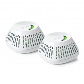 Set de 2 inserts à filtre Greensaver pour bac à légumes