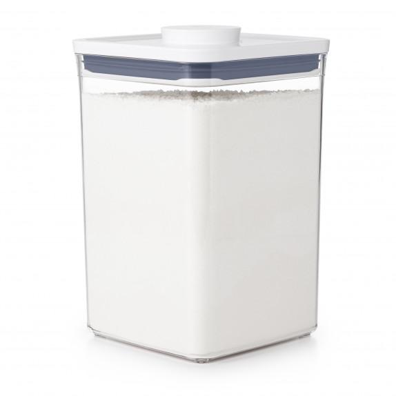 Boîte de conservation POP carrée 4,2 L