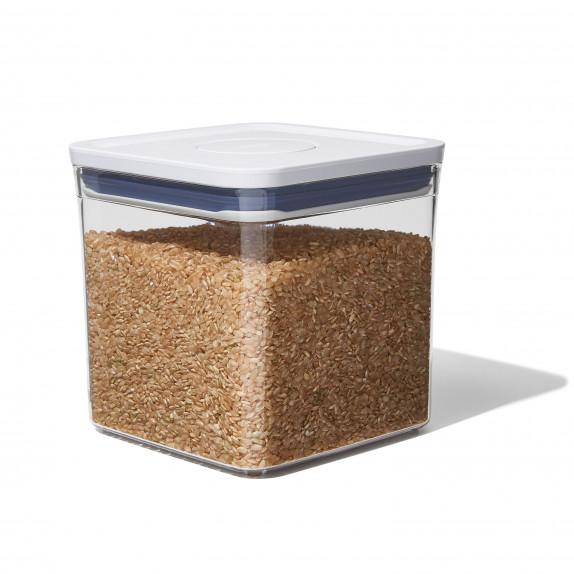 Boîte de conservation POP carrée 2,6 L