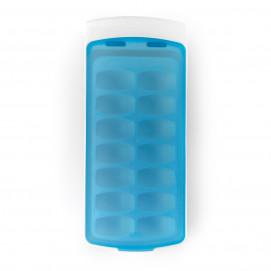 Bac à glaçons avec couvercle anti-déversement en silicone