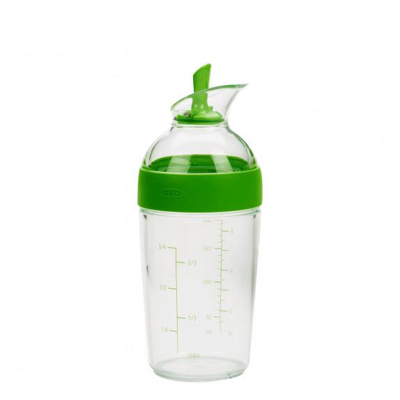 Shaker à vinaigrette 236 ml vert