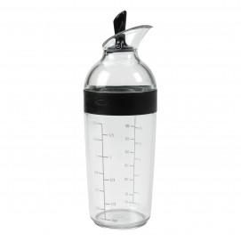 Shaker à vinaigrette 350 ml noir