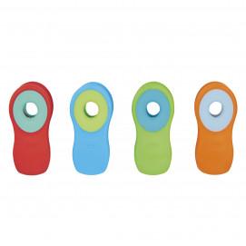 Set de 4 clips magnétiques
