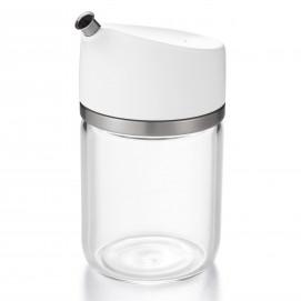 Huilier/vinaigrier en verre 150 ml