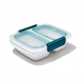 Lunch Box 500 ml rectangle 2 compartiments